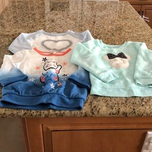 Other - Bundle of Girls Sweatshirts